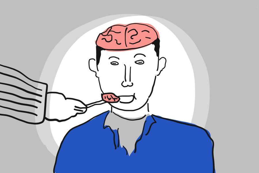 脳みそ ハンニバル